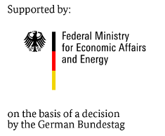Logo Federal Ministry for Economic Affairs and Energy